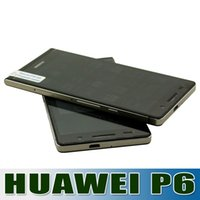 Wholesale Singapore Post Huawei Ascend P6 Cell Phones WCDMA Android G Smartphone Quad Core IPS HD GB GB Rom mm MP Mobile waitingyou