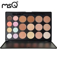 best moisturizer for face - Face Concealer Hot Best Quality MSQ Professional Colors Foundation Cosmetics Concealer Palette For Fashion Woman