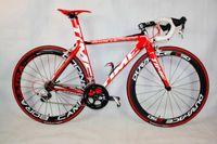 Time rxrs Bicicletas Completas Fibra de Carbono Ciclismo Bicicleta Completa con Diferentes Grupos Marco Ruedas manillar sillín de vástago EMS Free