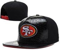 49ers - Sale Promotion Ball Cap Golf Caps ers Snapback Sport Hats Caps Adjustable Quality Snapbacks Snap back Hat Cap