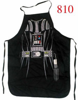 Wholesale 66 Design Giant Apron Superman Star Wars Anime Cartoon Character Darth Vader Kitchen Aprons Funny Personality Cooking apron Gift Dhgate