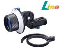 Wholesale DSLR Follow Focus FF Professional Movie kit For Video Cameras mm Rod Adjustable Locking System