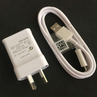 apple iphone australia - DHL in1 Travel Australia Plug A Wall Charger Micro USB v8 Cable For Samsung Galaxy S6 HTC LG