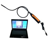 auto pipeline - Industrial electronic endoscope USB repair pipeline auto detection of endoscope plug