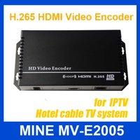 bandwidth cost - Full HD HEVC and H HDMI RTMP Encoder reducing cost of IPTV Bandwidth HDMI Encoder P i P