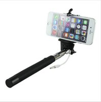 Cheap Extendable Handheld Bluetooth Mobile Phone Monopod Camera Tripod Phone Holder Self Selfie Stick for iPhone Samsung Top!! Voberry