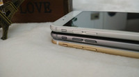 GooPhone i6s i6s más 1: 1 Quad Core MTK6582 Mostrar 4G LTE 1G 32GB Android 5.0 4.7 / 5.5 pulgadas sola tarjeta Nano Sim Móvil nave libera