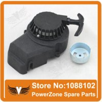 Wholesale Aluminum Alloy Pull starter Easy to Pull Fit cc cc Stoke Mini Dirt Pocket Pit Bike Moto ATV