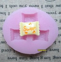 baby shower candy molds - Sweet Candy Silicone Fondant Cake Molds Soap Chocolate Mould For Baby Shower And Wedding Kitchen Bakeware Cake Tool