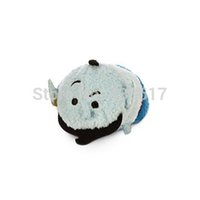 aladdin toy - Original Tsum Tsum Plush Mini quot S Aladdin Princess Jasmine Genie Lago Parrot Cute Stuffed Soft Smartphone Cleaner Toys