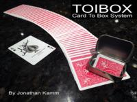 Wholesale Toibox Card To Box System by Jonathan Kamm fast delivery