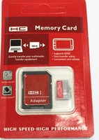 128gb sd card - 32GB GB GB Class UHS I Micro SD TF Memory Card Free SD Adapter Blister Package micro SD SDHC Card epacket hkpost ship