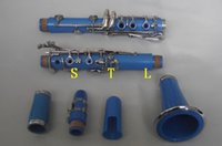 beautiful clarinet - Beautiful Bb Color clarinet Blue Clarinet Good sound good Material