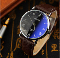 amazing whales - Amazing New Luxury Fashion Business Style Faux Leather Mens Analog Watch New Whale Hot Watches freeshipping wholesales