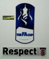 Wholesale The FA CUP patch RESPECT patch soccer patch soccer Badges