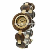 bangel watch - 2016 New Casual Style Women s Dress Bangel Bracelet Wood Watch Elegant Quartz Wood Bracelet Watch