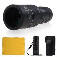 Cheap Wholesale-16x52 Dual Focus Zoom Optic Monocular Phone Outdoor Lens Hiking 3-east
