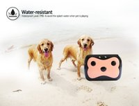 Wholesale New Product Deest Waterproof Tracker One Way Call Function Dog Tracker Pet Personal GPS Tracker IOS Andriod App Free Website Service