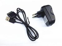 Cheap Eu plug Replace Wall Power Charger+USB Cord For Barnes & Noble Nook HD 7 Tablet 8GB 16GB