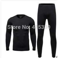Wholesale 2014 men cycling Jersey sets in winter autumn with long sleeve bike jacket bib pants in cycling clothing bicycle wear