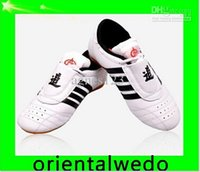 Wholesale quality goods taekwondo shoes for children and adults kickboxing shoes top sale
