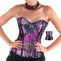 authentic steel boned corsets - Posture Aid Authentic STEEL BONED CORSET Shaper Long Strong Burlesque SEXY am2903