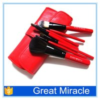 Wholesale Maquillage professional makeup brush set with animal hair