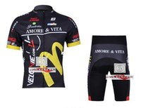 amore clothing - Hot Sale AMORE VITA short sleeve cycling wear clothes short sleeve bicycle bike riding jerseys pants