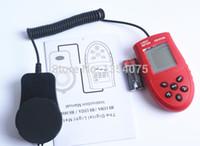 Wholesale Digital wired Photometer Lux FC Luxmeter Lightmeter luminometer order lt no track