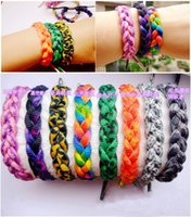 rastaclat - Rastaclat Galaxy Shoelace Bracelet Wristband adjustable ties POLYESTER ONE SIZE FITS MOST Style Color Randomly