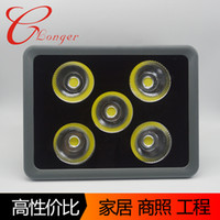 ac condenser - square led integrated condenser cob spotlights floodlights tunnel light w Spotlights