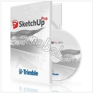 Wholesale SketchUp Pro English version for win send by Email