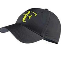 best federer - the latest Roger federer tennis hat wimbledon RF tennis hat baseball cap han edition hat sun hat Best Selling