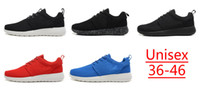 Wholesale 2015 New Roshe run shoes Fashion men s women s Roshe running London Olympic walking sporting shoes sneakers