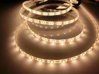 Venta caliente! SMD 2835 LED Light Strip 12V LED Lámparas Luminaria Inicio Alquiler cinta Luz 60/120 Leds / m Luces LED blanco cálido / blanco 5m / roll 6set