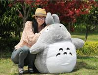 birthday presents - 2016 New Hot Totoro Plush Toys In cm Kids Small Cat Dolls Girls Birthday Present Christmas Tuba MYF20