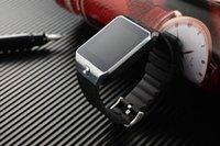 Bluetooth inteligente relojes smartwatches SmartWatch DZ09 para el iPhone Samsung Android tarjeta SIM del teléfono celular anti-perdió la pantalla táctil 1.56inch