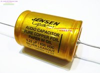 aluminum foil capacitor - Real Supercapacitor Denmark Imported Oil impregnated Copper Foil Aluminum Tube Capacitor uf v x35mm
