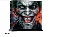Cheap 1Set Zombie Game for PS4 Console Skin Stickers for PS4 Playstation 4 + 2 Pcs Vinyl decal Skin Stickers For PS4 Controller Games