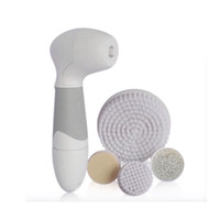 beauty cleanser - Skin Beauty Care in Electric Facial Cleanser Rotary Brush For Wash Face Body Cleaning and Feet Care