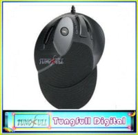 ball mouse pads - High quality NEW Delux Vertical Mouse M618 mouse pad laser mouse mouse mouse