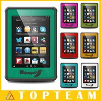 Wholesale Durable E Book Case Redpepper Super Waterproof Shockproof E Book Cases Smart Cover Cases For E Book Free DHL