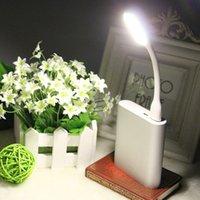 usb gadget - xiaomi led usb lamp portable mini Light flexible night gadget lamp for computer tablet pc power bank in stock