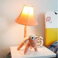 art glass floor lamp - HGHomeart Cartoon sheep desk lamp floor lamp bedroom bedside lamp decoration creative fashion warm cartoon children lovely lamp
