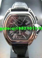 Sport Men's Chronograph AUDI collection leather automatic watches Square Q5 Q7