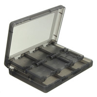 Wholesale Best sale NEW in Game Memory Card for SD TF Stylus Storage For Nintendo DS XL LL Protective Boxes order lt no track