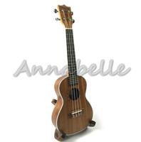 Wholesale Concert Ukulele inch Uke Sapelli Wood four Strings Mini Guitar Musical Instruments