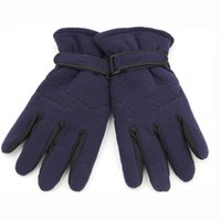 animal ski gloves - high quality Winter Warm Men Snow Cycling Ski windproof Riding Snowboard Gloves