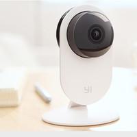 Marca de la cámara Xiaomi Mi cámara IP inalámbrica wifi xiaoyi HD 720P micro mini cámara de vigilancia CCTV Yi Hormiga de seguridad de vídeo de DHL