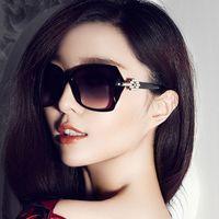 Wholesale sunglasses women brand designer Retro vintage sun glasses oculos de sol